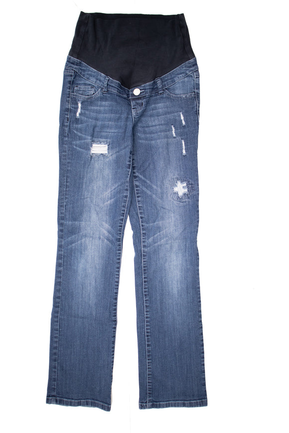 XS Thyme maternity Bootcut Jeans 31