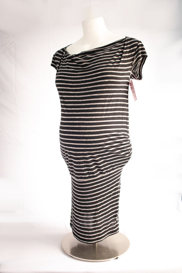 S Thyme Maternity Dress With Fitted Skirt