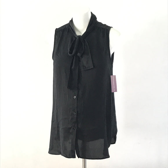 S Liz Lang Sleeveless Blouse