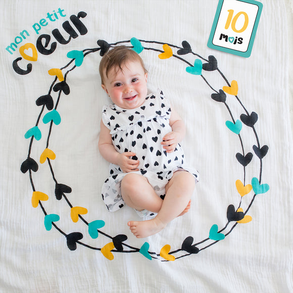 Baby's 1st Year - Mon Petit Coeur