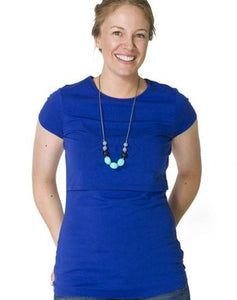 New Momzelle Nursing Top Charlotte ONLY SIZES XS, S, XXL LEFT