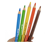 Early Start Jumbo Colouring Pencils for Fine Motor Development