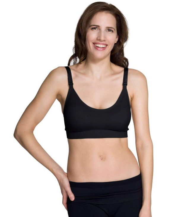 New Momzelle Seamless Nursing Bra 4 Colours 2-in-1