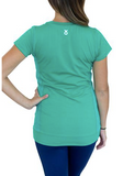 New Mumberry Vigor Maternity Shirt  With Mumband Belly Support