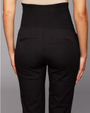 S A Pea In The Pod Secret Fit Belly Slim Full Length Maternity Pant In Stretch Twill