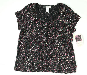 XL Tomorrow's Mother Maternity Blouse New