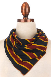 Striped Bandana Scarf