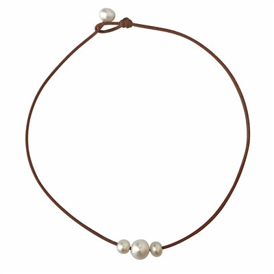 FWN 3 Daisey No Knot Necklace