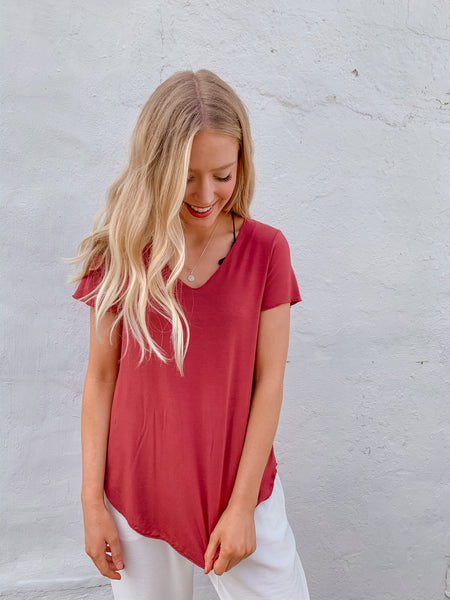 The Everyday Shortsleeve Top