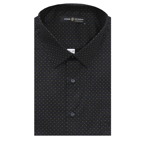 Comfort Dress Shirt Colored Points