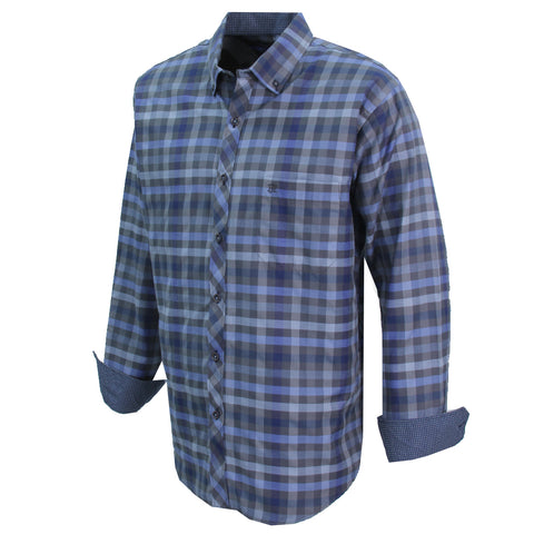 Sport Shirt Gray Big Square