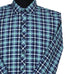 Sport Shirt Blue Square