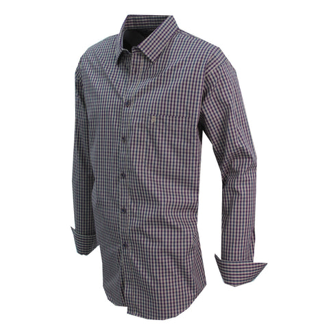 Sport Shirt Textured Square Beige