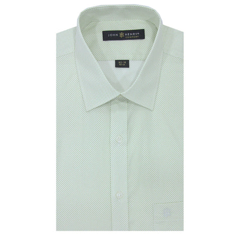 Comfort Dress Shirt Lemon