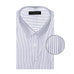 Comfort Dress Shirt Big Lines
