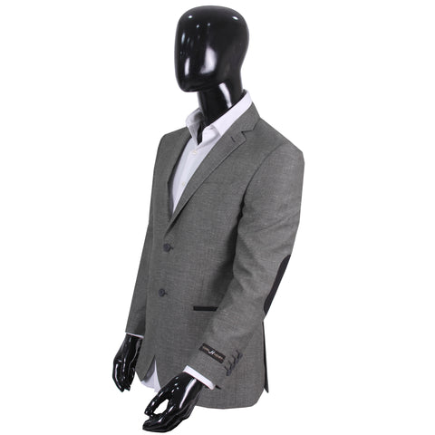 Studio Suit Jacket Jr. Gray