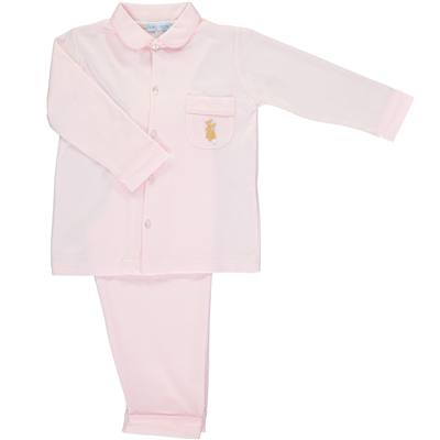 Girls Flopsy Bunny Stripe Pyjamas
