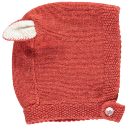Cashmere Fox Bonnet