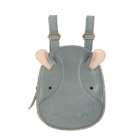 Kapi Backpack-Hippo