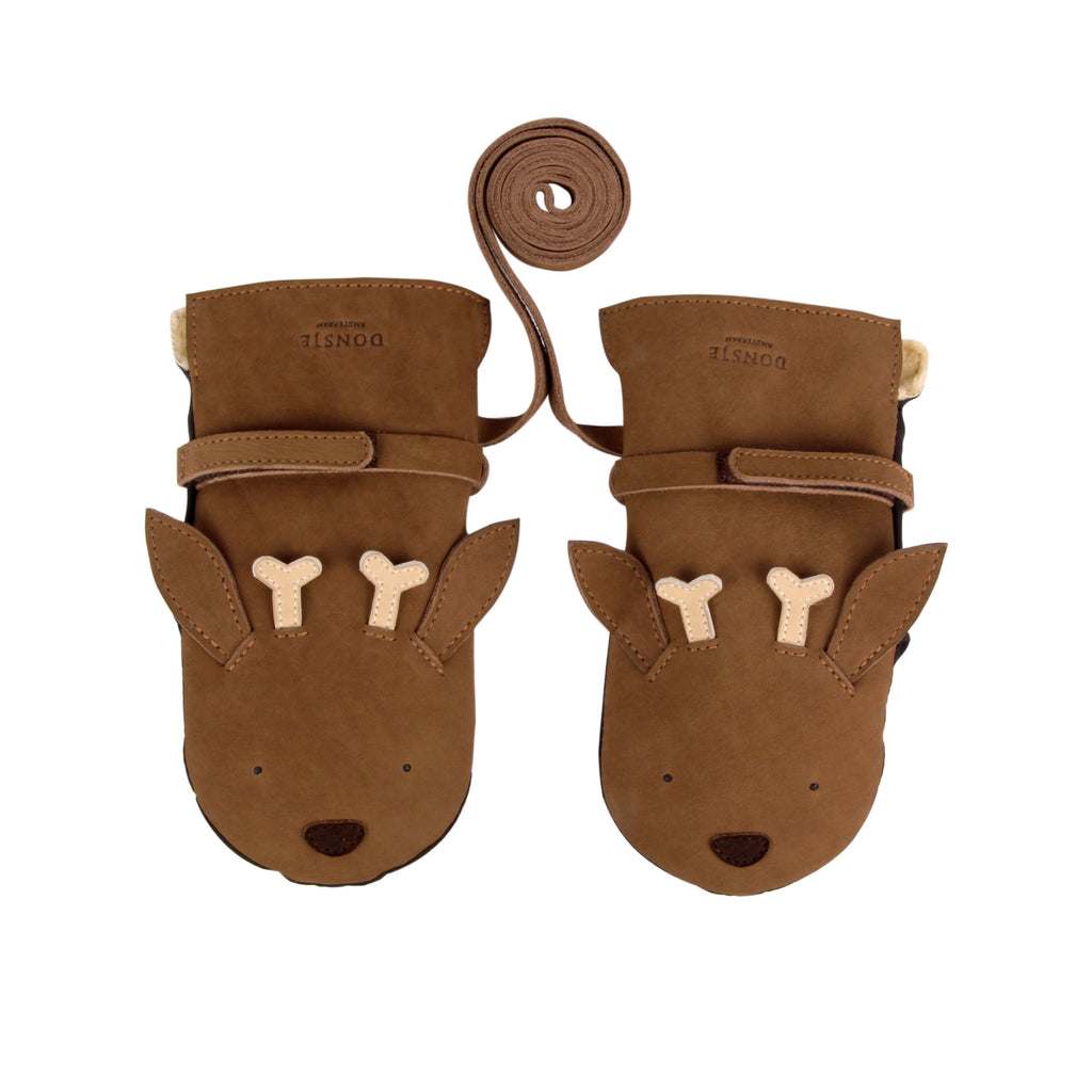 Stag Mittens