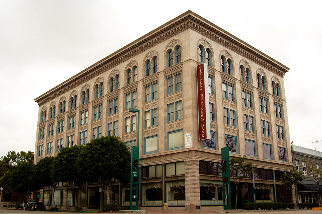 The Chapman Building