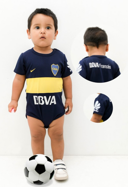 Body Boca Junior - modas kayita