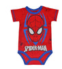 MK - Body Spiderman Ojos MC - modas kayita