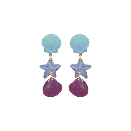 Tidal Pool Earrings