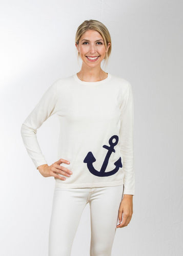 Anchor Cotton Sweater