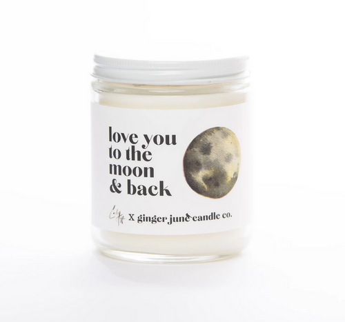 To the Moon Soy Candle