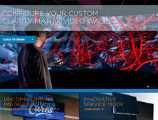Configure your custom Clarity® Matrix™ Video Wall System