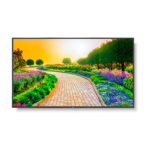 "43"" Ultra High Definition Professional Display with Integrated ATSC/NTSC Tuner"