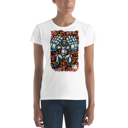 MTR DIAMOND WOMENS TEE