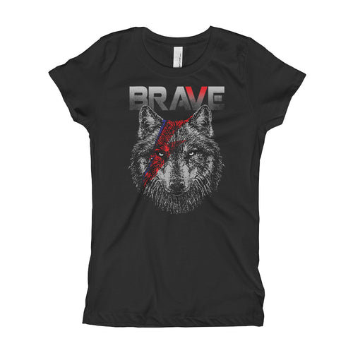 BRAVE YOUTH GIRL'S TEE