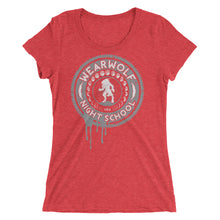 WOMEN'S WEARWOLF NIGHT SCHOOL [GREY]