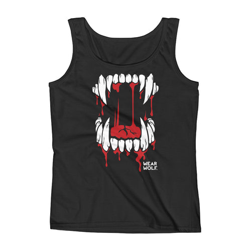 BLOOD LUST WOMEN'S TANK