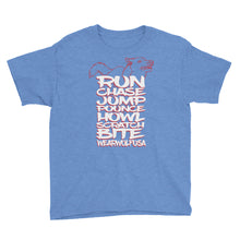 HOW CUBS PLAY - YOUTH TEE