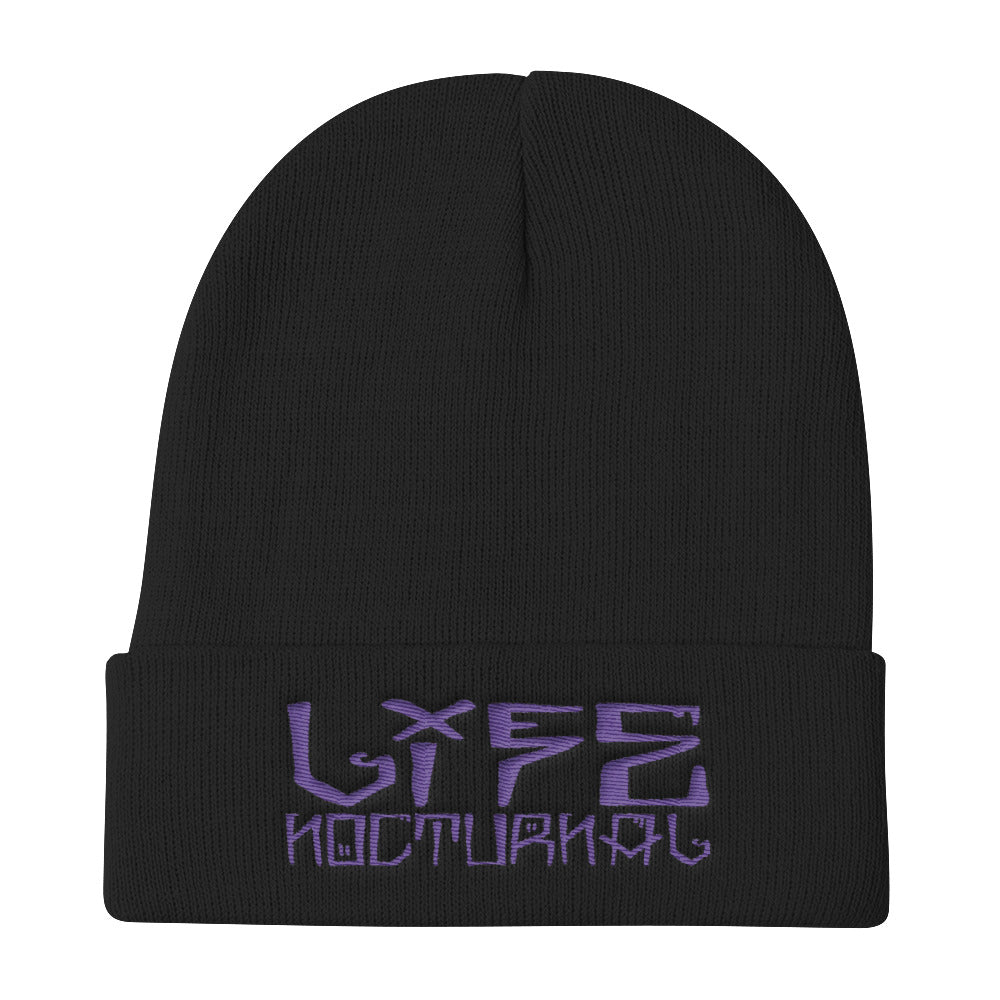 LIFE NOCTURNAL BEANIE