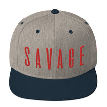 SAVAGE SNAPBACK HAT