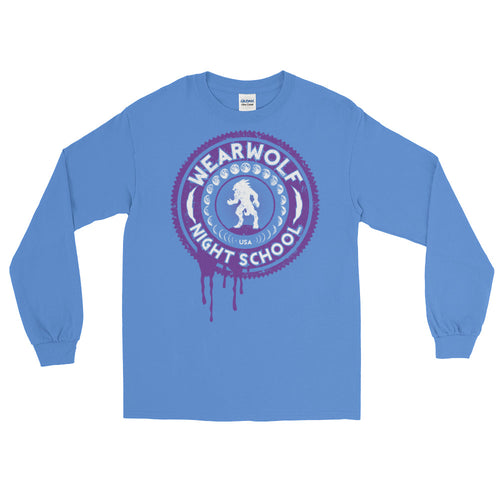 UNISEX WEARWOLF NIGHT SCHOOL [PURPLE LS]