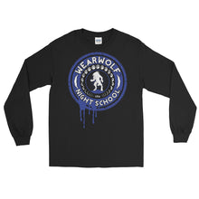 UNISEX WEARWOLF NIGHT SCHOOL [BLUE LS]