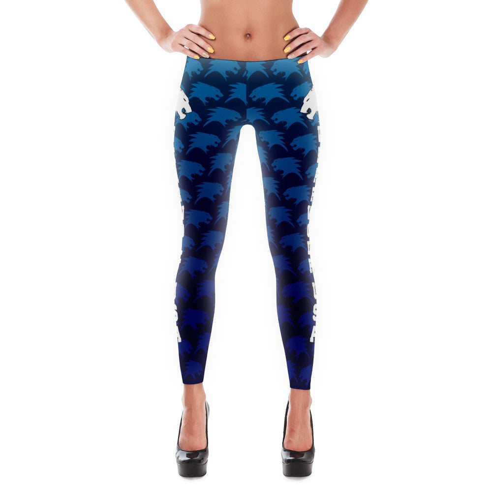 WEARWOLF USA BLUE BLOOD LEGGINGS
