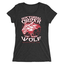 NOCTURNAL ORDER LADIES TEE