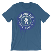 MEN'S WEARWOLF NIGHT SCHOOL [BLUE]