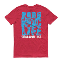 WEARWOLF USA HARD NOC LIFE TEE