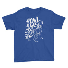 HOWL AT ME BRO - YOUTH TEE