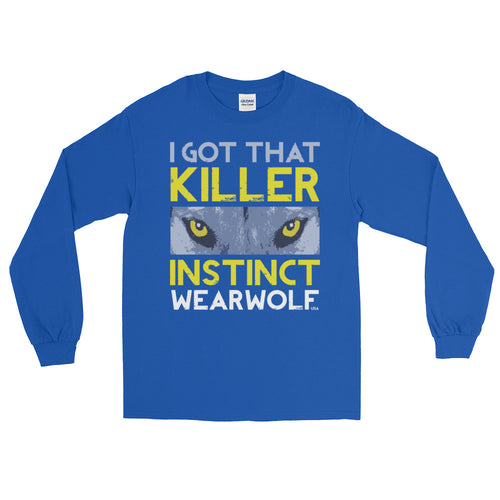 UNISEX KILLER INSTINCT LS