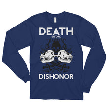 DEATH BEFORE DISHONOR LS TEE