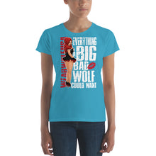 EVERYTHING A BIG BAD WOLF COULD WANT WOMEN'S TEE