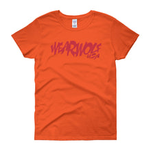 WEARWOLF USA WILDSTYLE WOMEN'S TEE